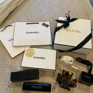Chanel boxes,bags